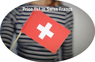 44 - Price list French lessons in Swiss