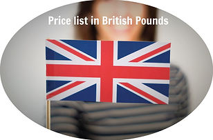 45 - Price list French lessons in Britis