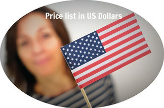 46 - Price list French lessons in US Dol