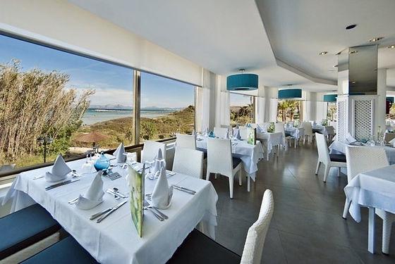 Curso de Francés - Restaurante del hotel