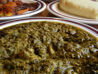 Congolese Food and culture.
