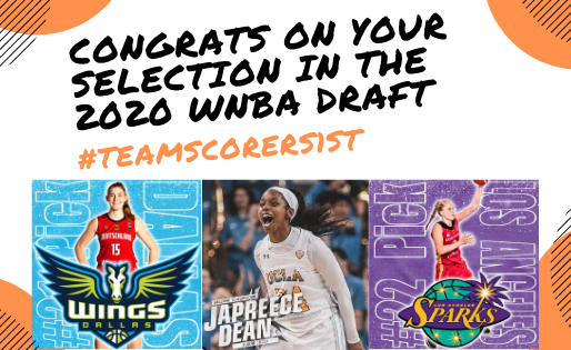 With the 21st pick the Dallas Wings select…