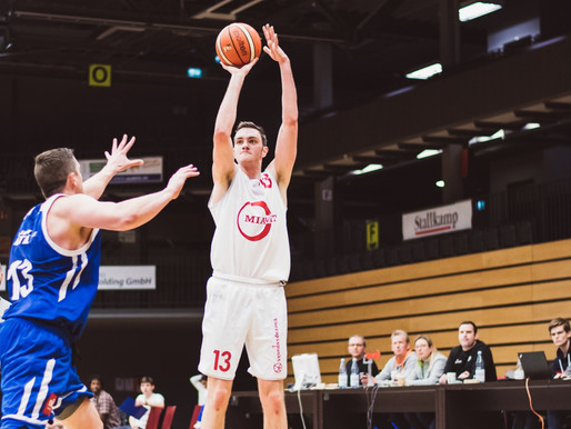 Herkenhoff erupts for 39 points and powers German U20 NT past Italy