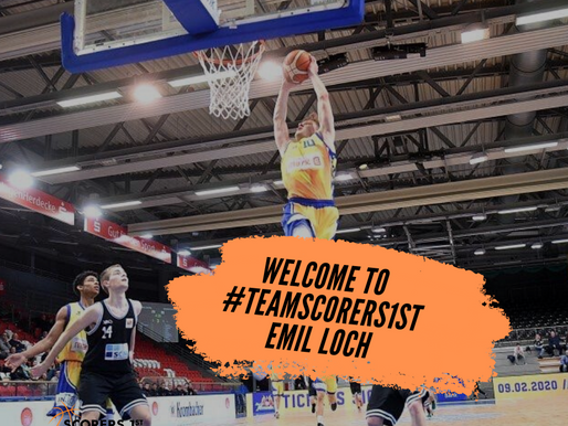 German Forward Emil Loch joins #TeamScorers1st