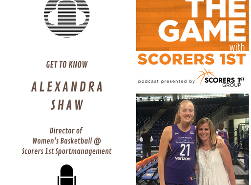 Inside The Game with Alexandra Shaw