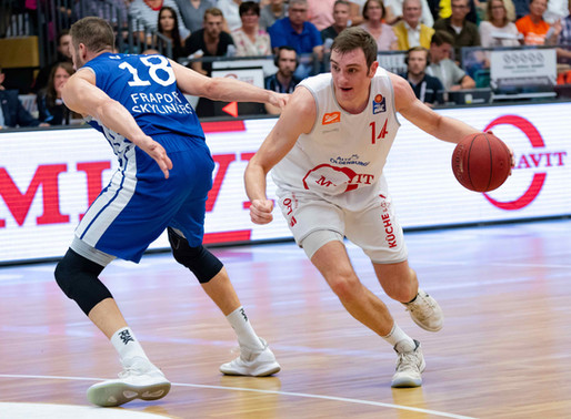 """Philipp Herkenhoff nominated for """"Best Young Talent"""" award in German BBL"""
