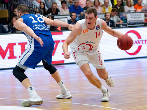 "Philipp Herkenhoff nominated for ""Best Young Talent"" award in German BBL"