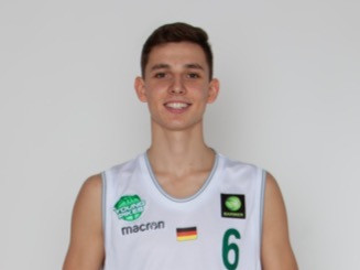 Congrats to Moritz Plescher on a great 2018/19 NBBL season