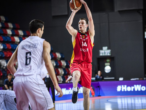 Herkenhoff leads German U20 into FIBA European Championship semi-final