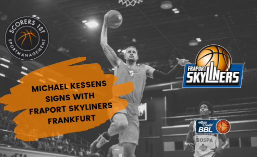Michael Kessens joins Fraport Skyliners
