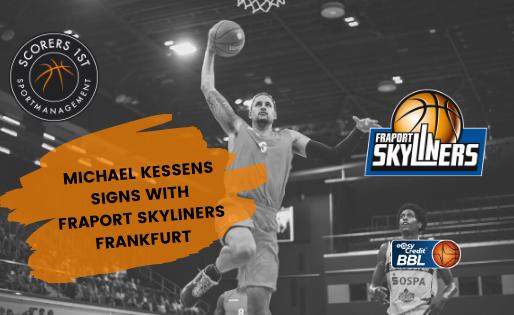 Michael Kessens joins Fraport Skyliners