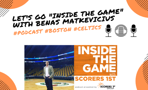 Inside The Game with Benas Matkevicius