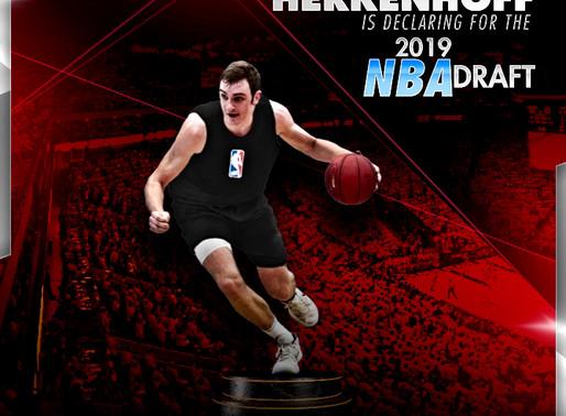 German 6'10 Forward Philipp Herkenhoff declares for 2019 NBA Draft