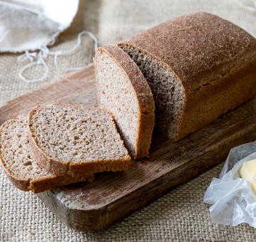 100% Wholemeal Loaf