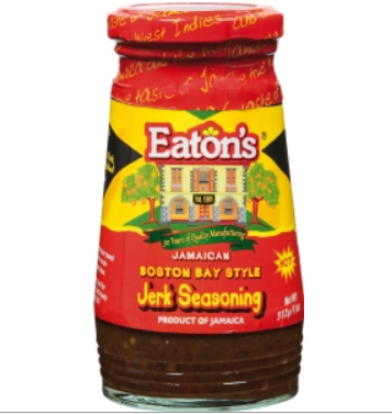 Eaton's Jerk Seasoning