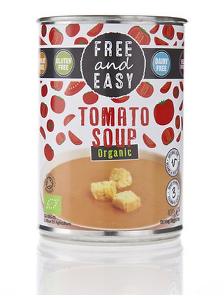 Free and Easy Tomato Soup