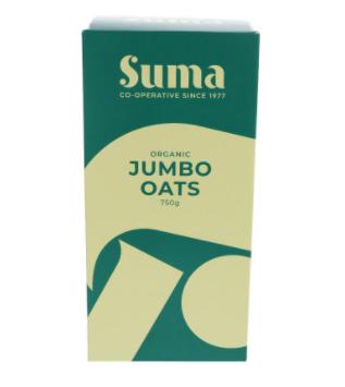 Suma Organic Jumbo Oats