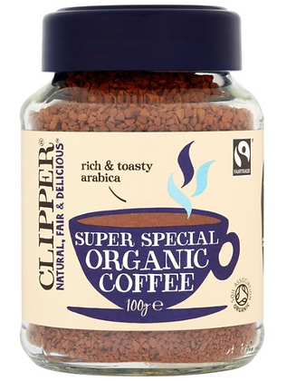 Clipper Super Special Instant Coffee