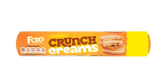 Foxes Crunch Creams