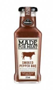 Smoked Pepper BBQ Sauce