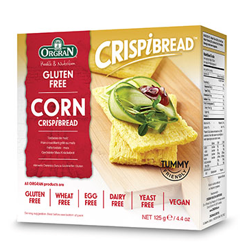 Corn Crispibread