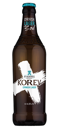 Korev Cornish Lager