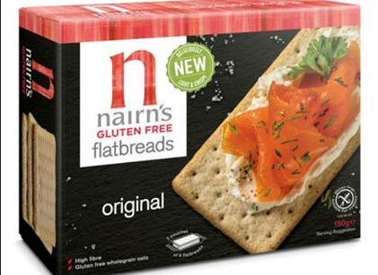 Nairns GF Flatbreads