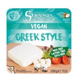 Vegan Greek Style Cheese
