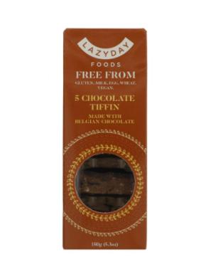 Dark Chocolate Tiffin
