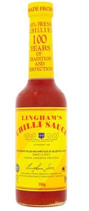 Linghams Chilli Sauce