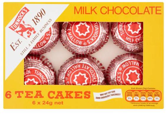 Tunnocks Tea Cakes