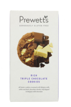 Prewett's Triple Chocolate Cookies