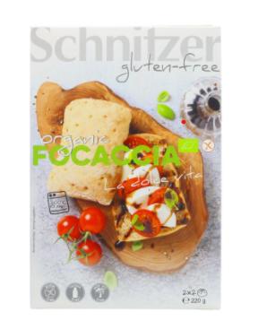 Schnitzer Focacia