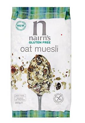 Nairns Gluten Free Muesli