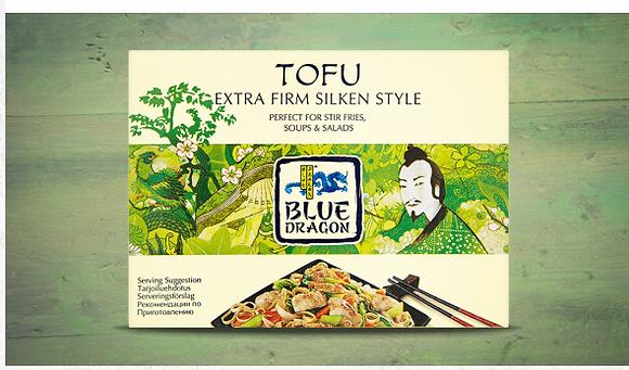 Blue Dragon Extra Firm Silken Tofu
