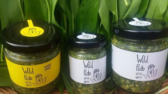 Wild Pesto - Wild Garlic