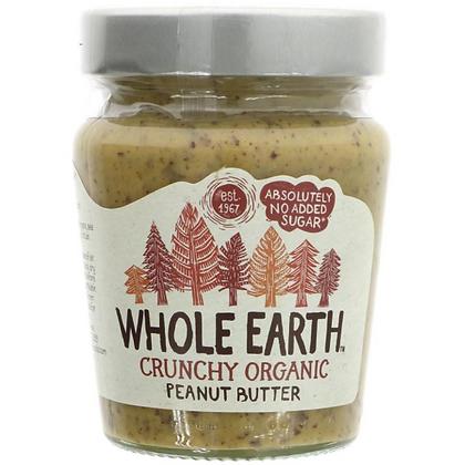Whole Earth Organic Peanut Butter