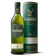 Glenfiddich Single Malt Whiskey