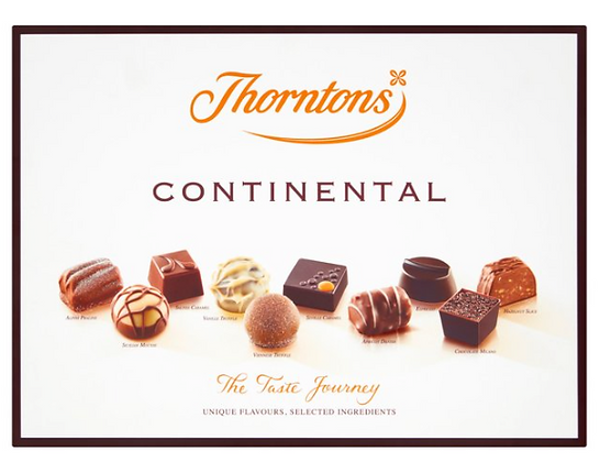 Thorntons Continental 262g