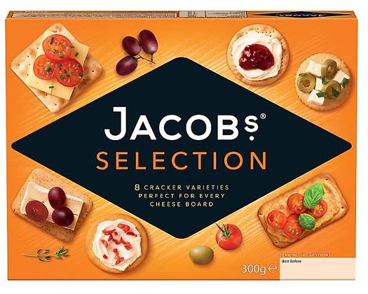 Jacobs Cracker Selection