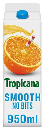 Tropicana Orange Juice (Smooth)