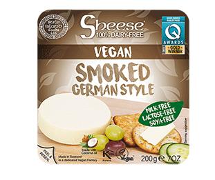 Vegan Smoked Cheese