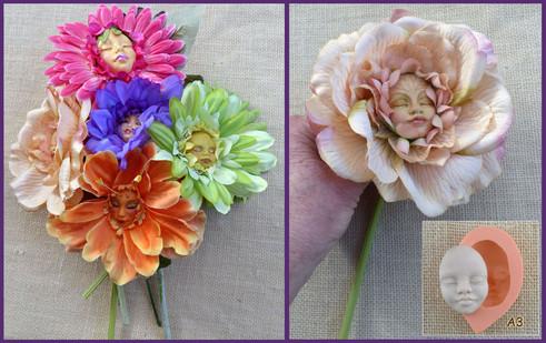 Flexible Mold Flower faces.jpg