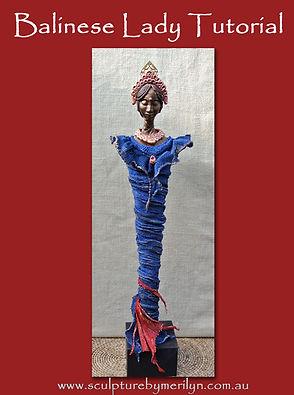 Paverpol Balinese Lady Tutorial
