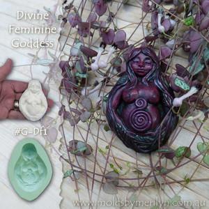 Divine Feminine Goddess