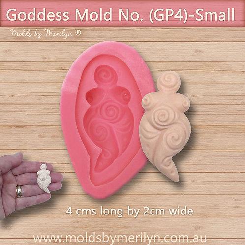 Gp4 - Small Gaia Goddess Mold