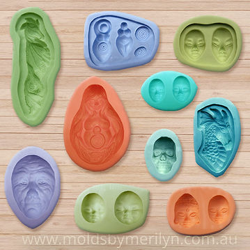 silicone mold examples