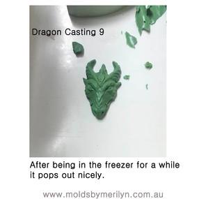 Dragon casting 9