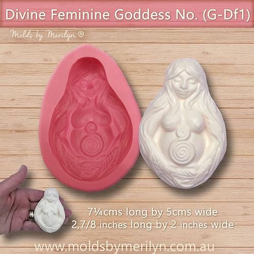 G-Df1 - Divine Feminine Goddess
