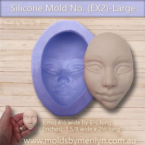 EX2-Fantasy Fairy Push Mold face